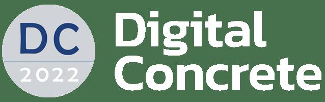 Digital Concrete 2022 logo